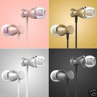 3.5mm In-Ear Stereo Earbuds Earphone Headset Mic for iphone Samsung Huawei HTC