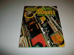 1980 3rd Edition Record Albums Price Guide Record Collectors