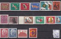 BRD Jahrgang 1967 postfrisch