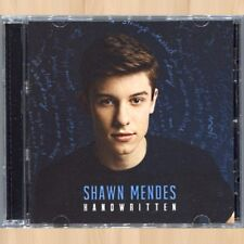 EXCLUSIVE Cover Art----> SHAWN MENDES Handwritten CD Something Big STITCHES 0615
