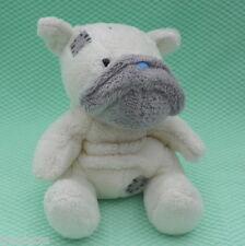 """My Blue Nose Friends N° 048 Peluche BOXER ** WRINCKLES THE BOXER DOG 4"""" 10 cm"""