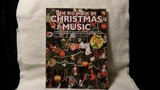 The Big Book of Christmas Music by Music Sales Corporation. - with Yule Log DVD