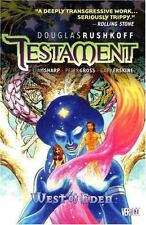 Testament Vol. 2 : West of Eden by Rushkoff & Liam Sharp 2007 TPB DC Vertigo