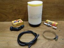 Wire Cap boot Cover 79-80 Honda ATC 110 ATC110 Points Spark plug Air Filter