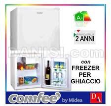 COMFEE FRIGO MINI BAR 45Lt  col. Bianco Classe A+ Freezer 5lt Roulotte Ufficio