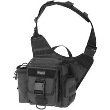 Maxpedition Jumbo Versipack Mens Shoulder Bag Travel Messenger Daypack Wolf Grey