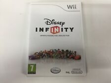 Disney INFINITY - Game Only (Solus) (Nintendo Wii) *USED*