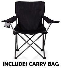 Accessoires mobilier de camping noirs pour tente et auvent de camping