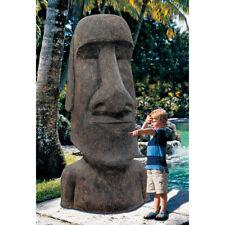 "Easter Island Moai Monolith 72"" Statue Sculpture Replica Reproduction"