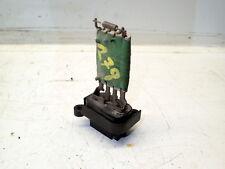 Heater Resistor -03 Ford Transit 2.4 Tddi (Ref.279) Twin Wheel Tipper Doublecab