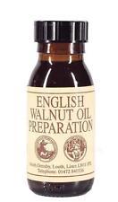 INGLESE NOCE olio preparazione da Phillips 60ml GUNSMITH STOCK RIPARAZIONE MANUTENZIONE