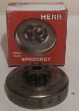 "Herr Chainsaw Sprocket B225-K9 1/4"" New"