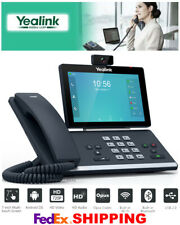 YEALINK SIP-T58V SMART VIDEO / MEDIA IP PHONE WIFI BLUETOOTH ANDROID - BRAND NEW