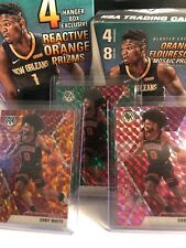 2019-20 Panini Mosaic Prizm U-Pick Green Pink Orange Silver RC