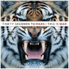 30 Seconds To Mars - This Is War NEW CD