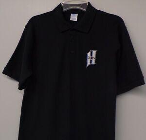 Homestead Grays Negro League Baseball Mens Polo Shirt XS-6X, LT-4XLT New