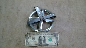 """Outdoor Steel 4 3/4"""" Clothes Line Pulley Steampunk"""