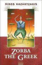 Zorba the Greek by Kazantzakis, Nikos, Good Book
