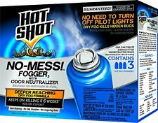 Bug Bomb Fogger Kill Insect Mosquitoes Fleas Spiders Flies Killer Indoor 3-Count