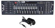 Chauvet DJ Obey 40 D-Fi 2.4 Wireless DMX Lighting Controller D-Fi & MIDI