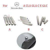 For Mercedes Benz A CLA GLA C E GLC NEW Door Bolt Lock Pin Knob Button Cover