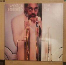 WYNTON MARSALIS THINK OF ONE NM LP