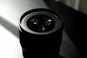 Panasonic Lumix S 85mm f/1.8 Lens Leica L Mount LNIB with Extras