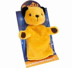 """SOFT TOY 10"""" SOOTY GLOVE/HAND PUPPET FROM SOOTY TV SERIES NEW"""