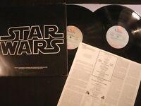 Star Wars - Movie Soundtrack - 1977 Vinyl 12'' Lp./ VG+/ Sci Fi Action Film