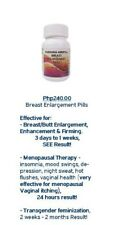 Breast Enlargement Enhance Firm, Pueraria Mirifica butts insomnia menopause