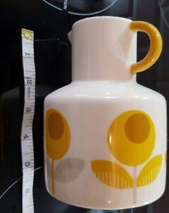 Next Yellow Ceramic Ornamental Jug