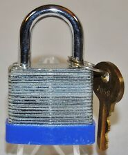 PM 30mm Padlock - New with Key