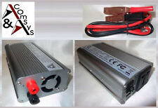 POWER INVERTER transformador de tensión dc 12v - > ac 220v y dc 5v (USB) 500w hasta 1000w