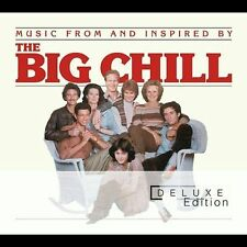 - Soundtrack - The Big Chill - Deluxe Edition (2 cd's, 2004) RARE OOP 38 songs
