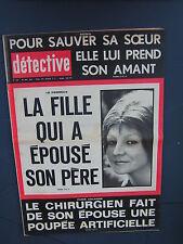 Détective 1976 1554 FLINES RACHES SERVIèS POINTIS de RIVIèRE TALLANT éTRIGNY