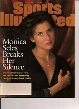 JULY 17, 1995 SPORTS ILLUSTRATED - MONICA SELES - Gunther Parche Stabbing