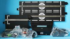 Nuevo arco uno APP control de C8433 de Scalextric, inicio Recto controladores Transformador