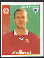 Merlin Football Sticker- 1997 Premier League - No 313 - Middlesbrough - Vickers