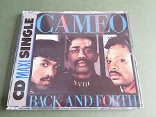 Cameo Back and Fourth 1986 Mint cd single (New Case)