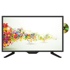 "Platinum 47cm (18.5"") HD LED/LCD Television with Built in DVD Player SR NB"