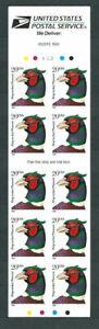 Estados Unidos - Correo 1998 Yvert 2765 Carnet ** Mnh Fauna. Aves