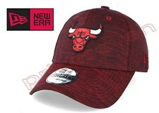 New Era 39Thirty NBA Chicago Bulls Space Dye Jersey Caps Hats