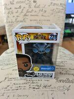 Black Panther Glow Walmart Exclusive Funko Pop!