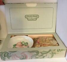 vtg anais anais cacharel by cosmair potpourri and bone china dish new in box