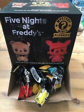 Funko Five Nights At Freddy 'Misterio Minis Plushies-Caja de 18
