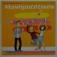 JEAN LOUIS MURAT (Fred Jimenez & Charles) : MASHPOTÉTISÉS ♦ CD SINGLE PROMO ♦