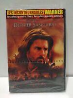 DVD Le dernier samouraï - Pal zone 2  - Neuf sous blister / New & selead