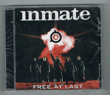 INMATE - FREE AT LAST - 14 TRACKS - 2012 - NEUF NEW NEU