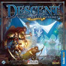 Descent: Viaggi Nelle Tenebre - Seconda Ristampa DISPONIBILE!