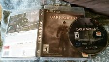 Dark Souls II (Sony PlayStation 3, 2014) Ps3